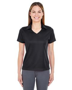 UltraClub® Ladies' Cool & Dry Sport Pullover Polo Shirt