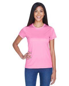UltraClub® Ladies' Cool & Dry Sport Performance Interlock T-Shirt