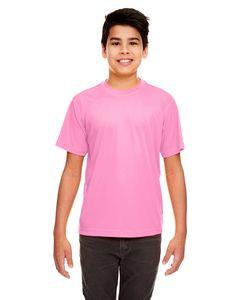 UltraClub® Youth Cool & Dry Sport Performance Interlock T-Shirt