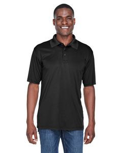 UltraClub® Men's Cool & Dry Sport Performance Interlock Polo Shirt