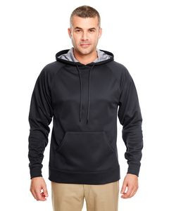 ULTRACLUB Adult Cool & Dry Sport Hooded Fleece
