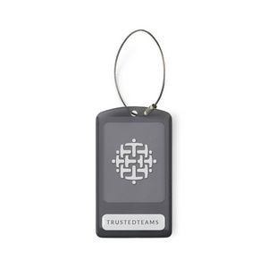 International Luggage Tag - Black