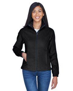 UltraClub® Ladies' Iceberg Fleece Full-Zip Jacket