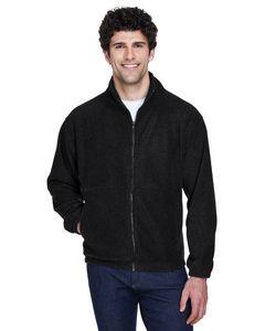 UltraClub® Men's Iceberg Fleece Full-Zip Jacket