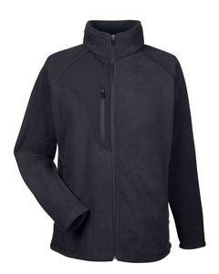 ULTRACLUB Men's Microfleece Full-Zip Jacket