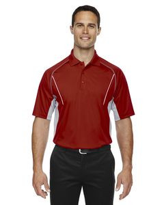 EXTREME Men's Eperformance? Parallel Snag Protection Polo with Piping