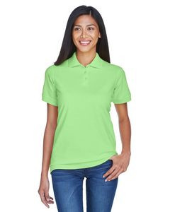 UltraClub® Ladies' Classic Piqué Polo Shirt