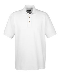 UltraClub® Men's Classic Piqué Polo Shirt