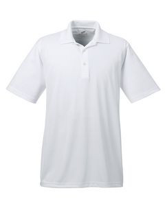 UltraClub® Men's Cool & Dry 8 Star Elite Performance Interlock Polo Shirt