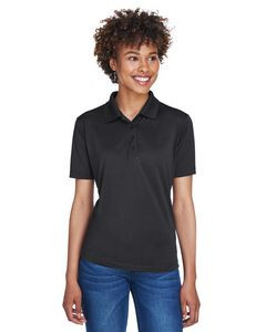 UltraClub® Ladies' Cool & Dry 8 Star Elite Performance Interlock Polo Shirt