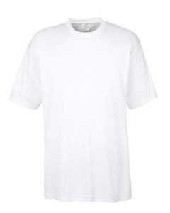 UltraClub® Men's Cool & Dry Basic Performance T-Shirt