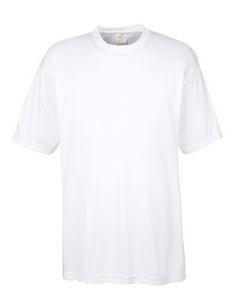 UltraClub® Men's Cool & Dry Basic Performance T-Shirt