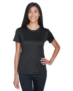 UltraClub® Ladies' Cool & Dry Basic Performance T-Shirt