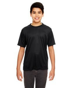 UltraClub® Youth Cool & Dry Basic Performance T-Shirt