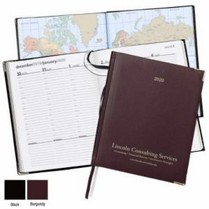 Triumph® Symphony International Weekly Desk Planner