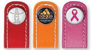 Leatherette Cord Keeper Strap - Cali & Roma (1 Color)