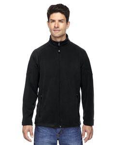 NORTH END Men's Microfleece Unlined Jacket