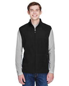 North End® Men's Voyage Fleece Vest