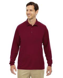 CORE365™ Men's Pinnacle Performance Long Sleeve Piqué Polo Shirt