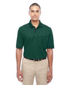 CORE365™ Men's Motive Performance Piqué Polo Shirt w/Tipped Collar