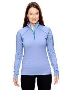 Marmot® Ladies' Stretch Fleece Half Zip Jacket