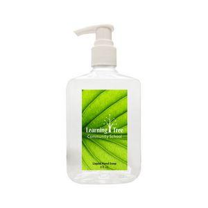8 Oz. Liquid Hand Soap