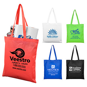 """""""Catalina"""" Day Tote & Shopping Bag w/Hook & Loop Closure"""