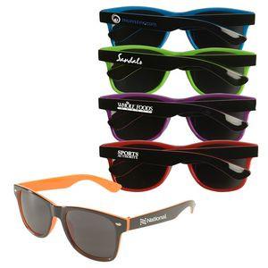 Miami Two Tone Sunglasses