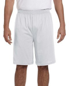 Augusta Sportswear Adult Longer-Length Jersey Shorts