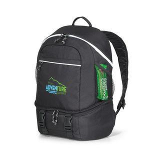 Summit Backpack Cooler Black