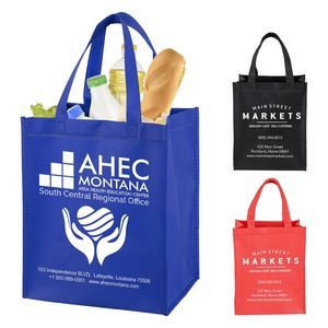 """""""Full View Junior"""" Large Grocery Shopping Tote Bag (Overseas)"""
