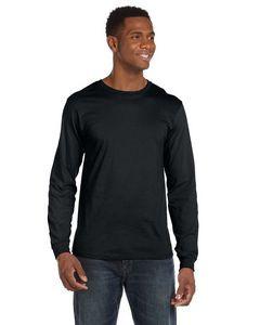 ANVIL® Ring Spun Long-Sleeve T-Shirt