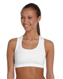 BELLA+CANVAS Ladies' Nylon/Spandex Sports Bra
