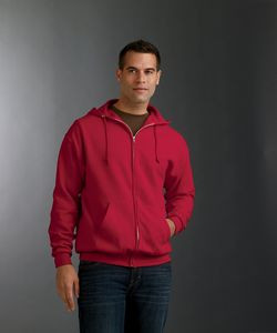 Jerzees Adult 8 oz. NuBlend® Fleece Full-Zip Hood