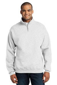 Jerzees® Nublend® 1/4-Zip Cadet Collar Sweatshirt