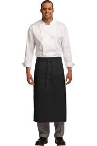 Port Authority® Easy Care Full Bistro Apron w/ Stain Release