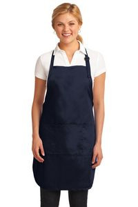 Port Authority® Easy Care Full-Length Apron w/ Stain Release