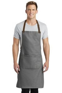 Port Authority® Market Full-Length Bib Apron