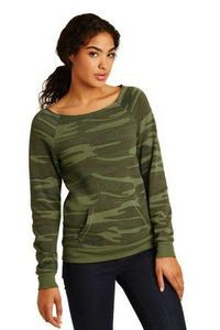 Alternative® Maniac Eco™ Fleece Ladies Sweatshirt