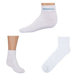 Adult Athletic Ankle Socks