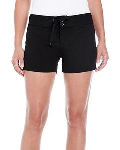 Burnside Ladies' Dobby Stretch Board Shorts