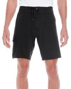 Burnside Men's Dobby Stretch Board Shorts