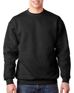 Bayside Adult Crewneck Fleece Shirt