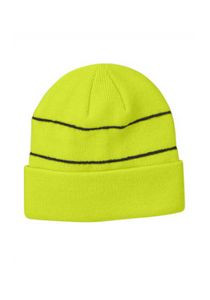 Big Accessories Reflective Beanie