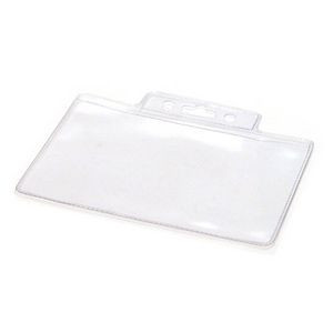 """Blank Mylar Pouch For 3 3/8"""" x 2 1/4"""" Insert Card (Style 355)"""