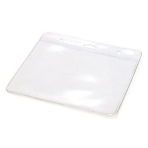"Blank Mylar Pouch For 4""x3 1/4"" Insert Card (Style 555)"