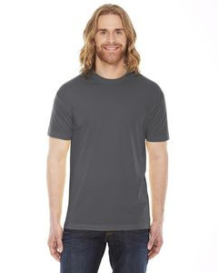 American Apparel Unisex Poly-Cotton Short-Sleeve Crew Neck T-Shirt