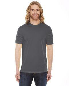 American Apparel Unisex Poly-Cotton Short-Sleeve Crew Neck T-Shirt