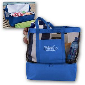 2 in 1 Beach Bag Cooler