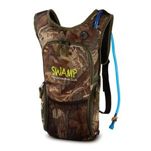 Quench Hydration Pack Camo